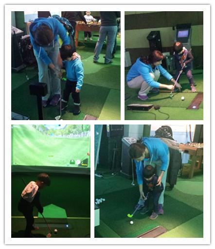模拟高尔夫|室内高尔夫|室内模拟高尔夫-上海远旷康体